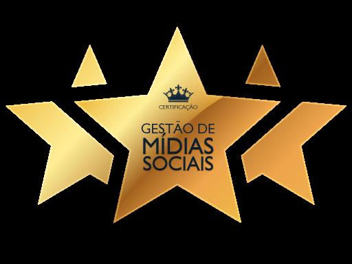 Logo Certificação Gestão Redes Sociais